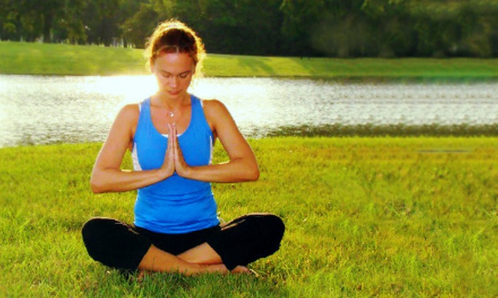 Suntouch Yoga - Commons At Crossroads: $27 for Four Classes at Suntouch Yoga ($55 Value)