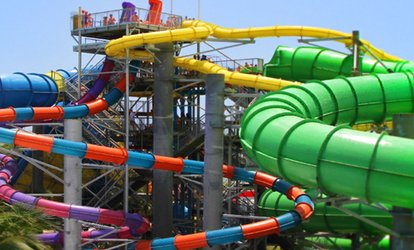 image for $79.99 for Admission for Two with Parking at Rapids Water Park ($105.98 Value)