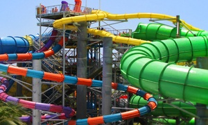 48% Off Admission for Two to Rapids Water Park at Rapids Water Park, plus 6.0% Cash Back from Ebates.