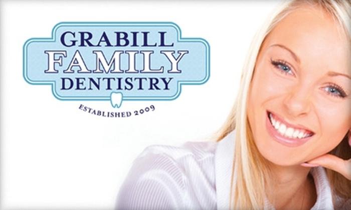 Grabil Family Dentistry - Cedar Creek: $59 for an Exam, Cleaning, and X-Rays at Grabill Family Dentistry ($155 Value)