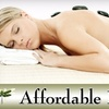 58% Off Massage and Facial