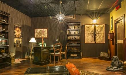 Escape room voor 26 pers., naar keuze met GlowGolf bij Escape Mission in Eindhoven