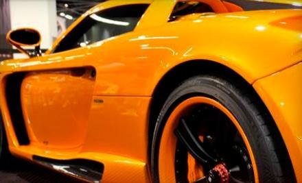 1 Wash-and-Wax Detailing for Trucks or SUVs  (a $99 value) - Rhino Custom Detailing in Huntington Beach