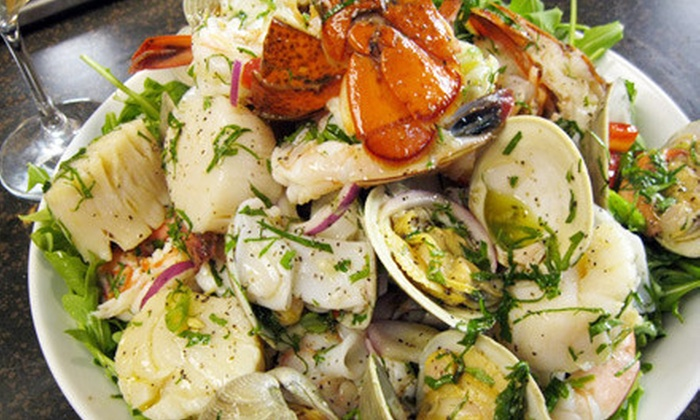 Amici Bar & Grille - Federal Hill: Italian Cuisine and Sushi at Amici Bar & Grille (Up to 55% Off). Two Options Available.