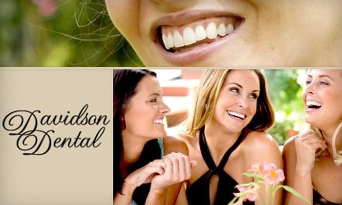 Davidson Dental - Estudillo Estates - Glen: $59 for an Exam, Cleaning, and X-Rays from Davidson Dental ($365 Value)