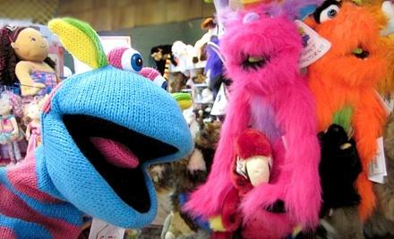 $30 Groupon to Dancing Bear Toys - Dancing Bear Toys in Asheville