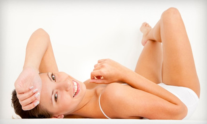 Youthful Images - Gainesville: $99 for Six Laser Hair-Removal Sessions at Youthful Images (Up to $1,500 Value)