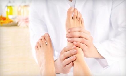 Splendor Beauty Spa: Spa Package Including Microdermabrasion Facial and 60-Minute Foot Reflexology Treatment - Splendor Beauty Spa in San Ramon