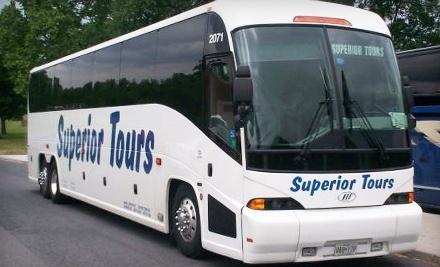 Superior Tours - Superior Tours in Baltimore