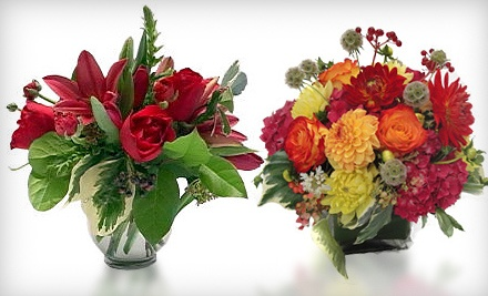 $60 Worth of Individual Floral Arrangements - Jane's Roses, Flowers and Events in San Francisco