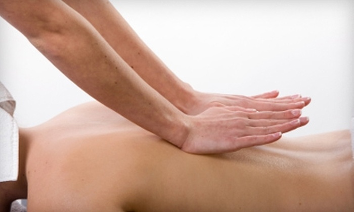 Back n' Touch Wellness Center - De Witt: $20 for a 30-Minute Massage at Back n' Touch Wellness Center ($40 Value)