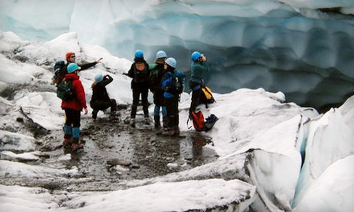 MICA Guides - Chickaloon: $69 for Glacier Trek for Two Adults from MICA Guides in Sutton ($140 Value)