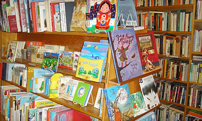 Sorensen Books - Fairfield: $10 for $20 Worth of Used Books at Sorensen Books