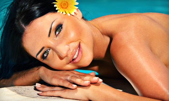 Sun Resorts Tanning Salon - Multiple Locations: $20 for Two Weeks of UV Tanning, Two Sunless Tans, or Two Combo Sessions at Sun Resorts Tanning Salon (Up to $120 Value)