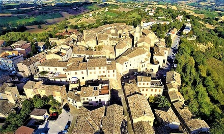 Siena: camera doppia, colazione o mezza pensione, Spa e massaggio Hotel Imposto