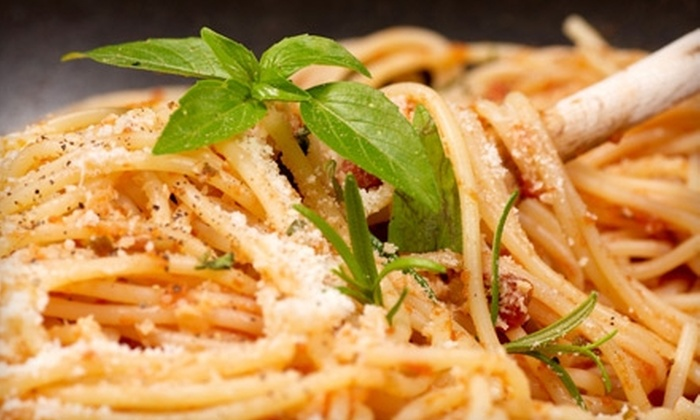 Gio's Italian Restaurant - Tampa: $12 for $25 Worth of Italian Cuisine and Drinks at Gio's Italian Restaurant