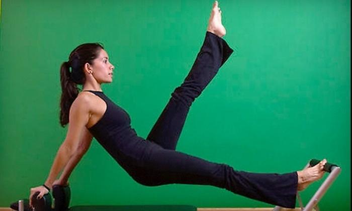 Vital Body Studio - Sellwood - Moreland Improvement League: $75 for Three Private Pilates or Gyrotonic Sessions for One ($165 Value) or $99 for Three Private Pilates Sessions for Two ($210 Value) at Vital Body Studio
