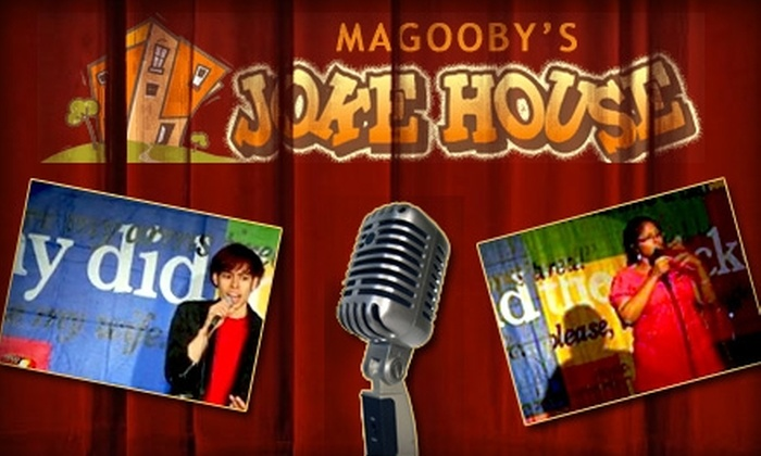 Magoobys Joke House - Carney: $5 for One Ticket to Magooby's Joke House