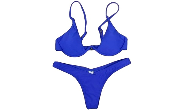 Underwire Padded Bikini: One ($19) or Two ($29)