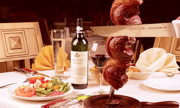 Master Grill - The Centre At Preston Ridge: Churrasco Dinner for Two or $20 for $40 Worth of Brazilian Steak-House Fare at Master Grill in Frisco