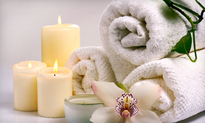 he Said... she Said Salon - Savannah: One or Two Spa Packages with Massage, Aromatherapy, Hot Towel, and Hair Kit at he Said... she Said Salon (Up to 57% Off)