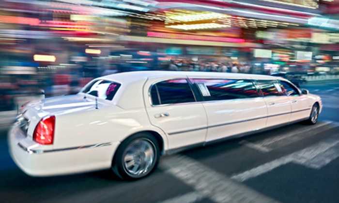 Am Pm Limousine - Berkeley: $75 for Roundtrip Airport Transportation from Am Pm Limousine (Up to $150 Value). Three Options Available.