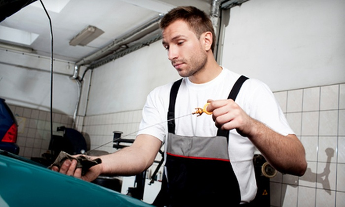 Goodyear - Gold Coast Tire & Auto - Multiple Locations: $19 for a Car-Maintenance Package at Goodyear - Gold Coast Tire & Auto ($77.73 Value)