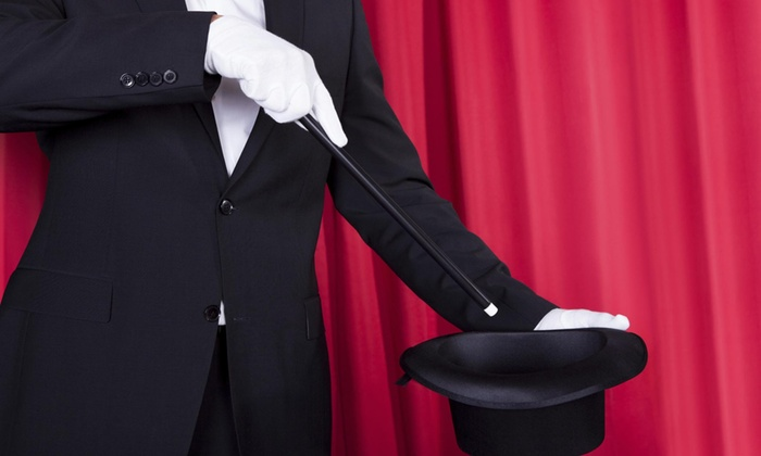 Geroge Bradley Magic - Burtonsville: $30 for a Magician Show — Geroge Bradley Magic ($55 Value)