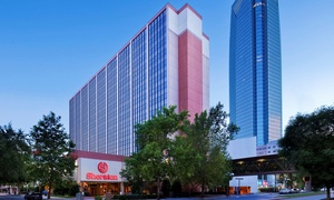 4-Star Sheraton in Downtown Oklahoma City at Sheraton Oklahoma City Hotel, plus 6.0% Cash Back from Ebates.