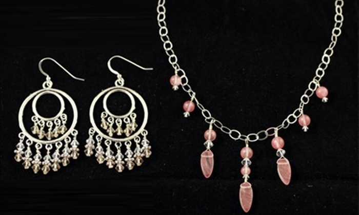 Twisted Jeweler - Downtown Fayetteville: $20 for $40 Worth of Jewelry, Jewelry-Making Supplies, and Jewelry-Making Classes at Twisted Jeweler