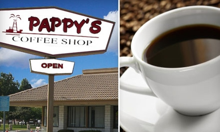 Pappy's Coffee Shop - Multiple Locations: $10 for $25 Worth of Diner Fare at Pappy's Coffee Shop