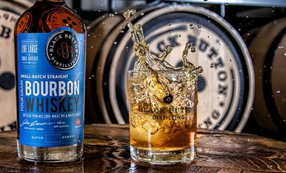 Drink Packages for Two at Black Button Distilling - Buffalo (Up to 60% Off). Three Options Available.