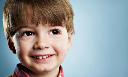 $10 for a Children's Haircut at Snip-its ($17.99 Value)
