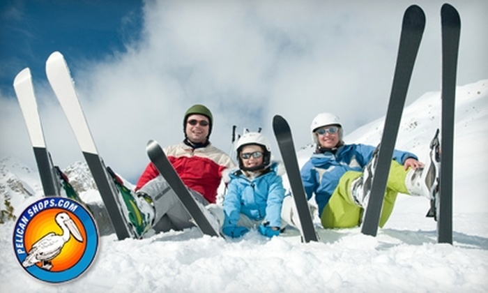 Pelican Outdoor Products in East Brunswick - East Brunswick: $25 for a Deluxe Ski or Snowboard Tune-up at Pelican Outdoor Products in East Brunswick ($60 Value)