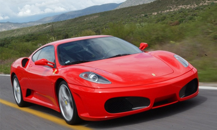 GT Dream Cars - Old Bridge: Supercar Lamborghini, Ferrari, Bentley, Aston Martin, or Maserati Ride-Along or Driving Experience on Professional Racetrack from GT Dream Cars in New Jersey (Up to 77% Off)