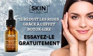 Shot d''Argirelox concentré Botox-like