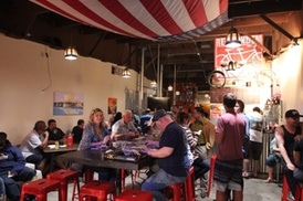Up to 40% Off Beer Tasters and Growler from Red Tandem Brewery at Red Tandem Brewery, plus 6.0% Cash Back from Ebates.
