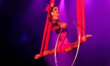 Cirque Italia: Water Circus for One Child or Adult (August 2–5)