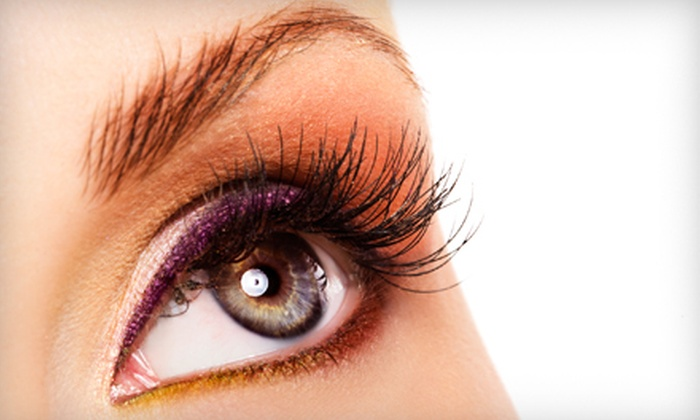 Panacea Hair Salon and Day Spa - Longwood: Eyelash-Extension Refill, Full Set of Eyelash Extensions, or Combination of Both at Panacea Hair Salon and Day Spa in Longwood