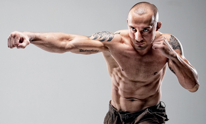 Mixed Martial Arts & Fitness Academy - Carp - Hardwood Plains: $49 for a One-Month Martial-Arts Training Package at Mixed Martial Arts & Fitness Academy (Up to $334 Value)