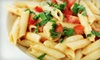 Up to 67% Off Dinner for Two or Four at Cafeteria Boston