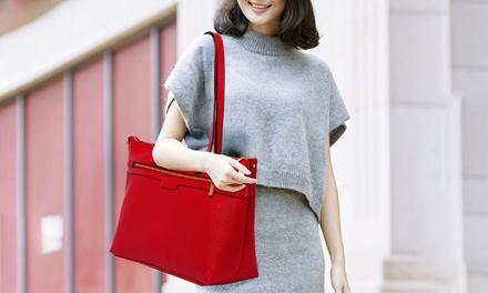 Grab Shoulder Handbag