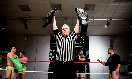 Leicester Championship Wrestling