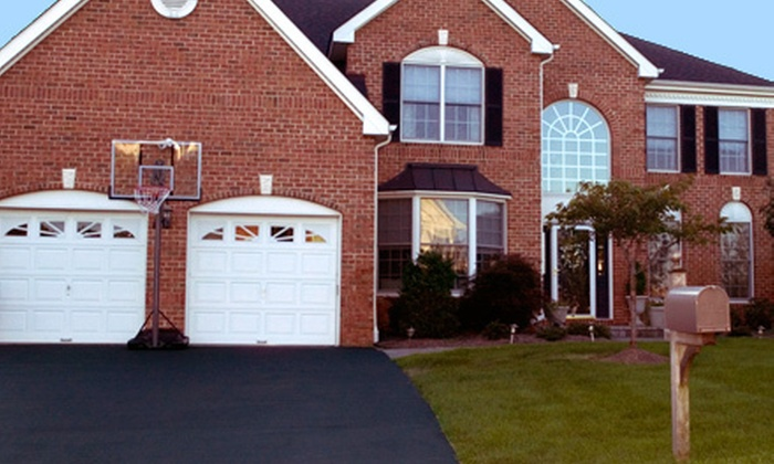 Perrysburg Residential Sealcoating - Perrysburg: $59 for Up to 1,000 square feet of Driveway Sealcoating from Perrysburg Residential Sealcoating ($120 Value)