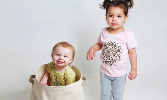 Ladybug Baby Organics: $20 for $40 Worth of Organic Baby Clothes and Accessories from Ladybug Baby Organics