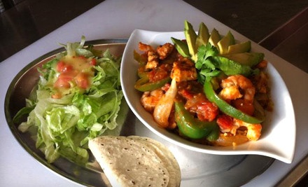 Meal for 2 - The Mexican Grill in Windsor