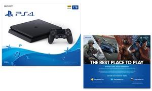Sony PlayStation 4 Slim 1TB Game Console