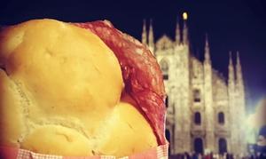 Michetta - Street Food Milanese: Menu michetta gourmet e birra per 2 o 4 persone da Michetta Milano (sconto fino a 38%). Valido in 2 sedi