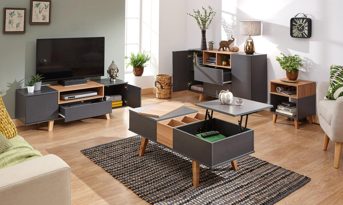 Modena Living Room Furniture Collection (£52.98)