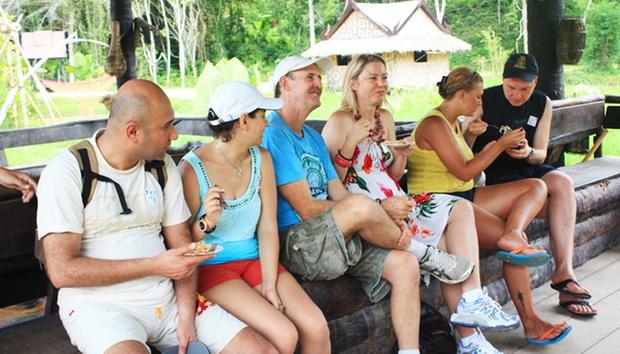 Phuket: Elephant Ride & Animal Show 6